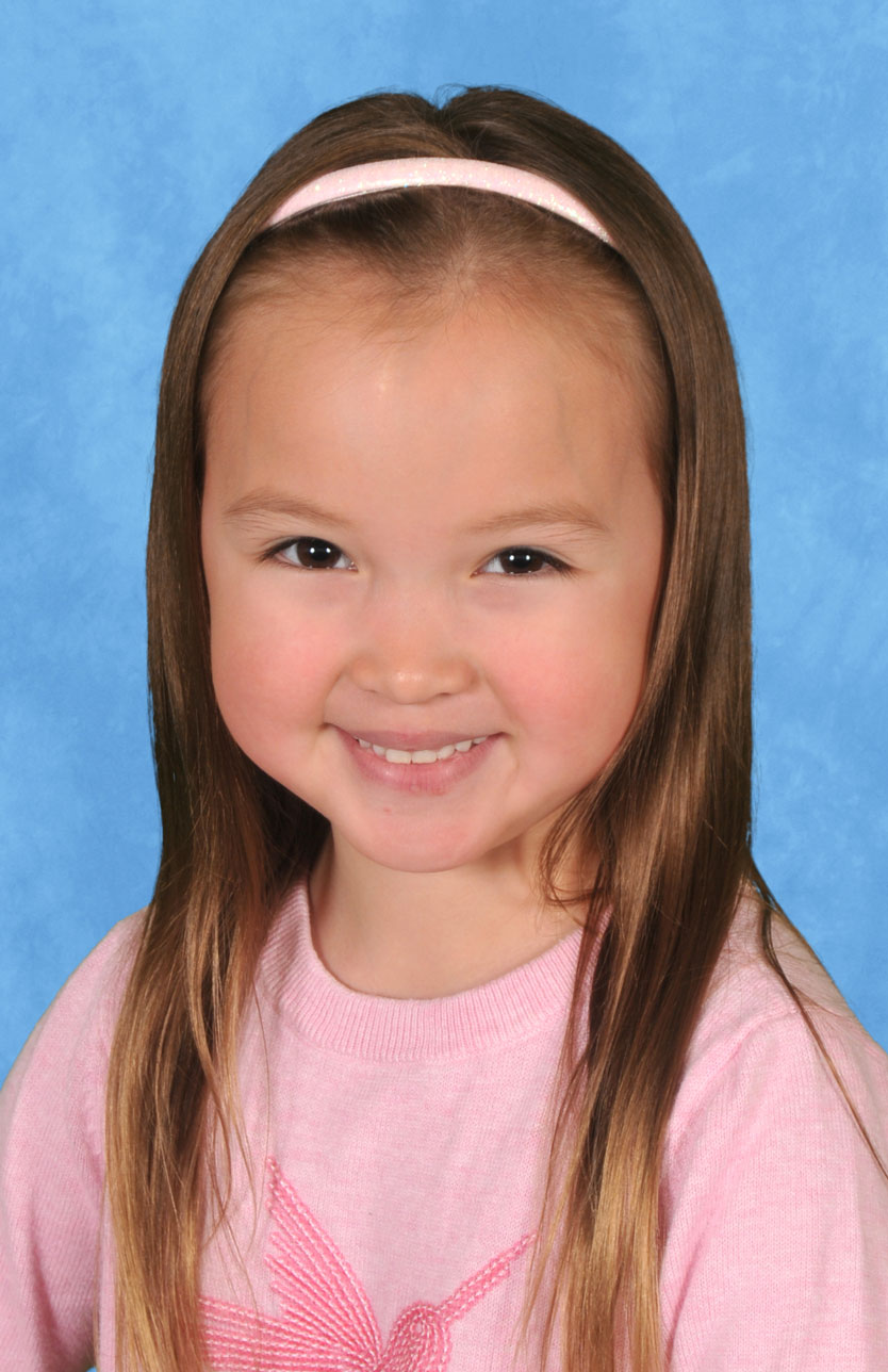 preschool picture of girl